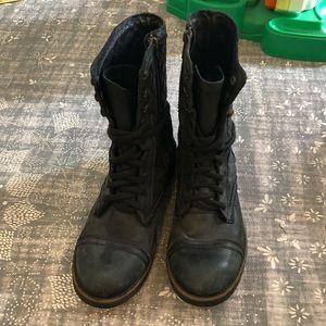 abd43102d81 Steve Madden combat boot